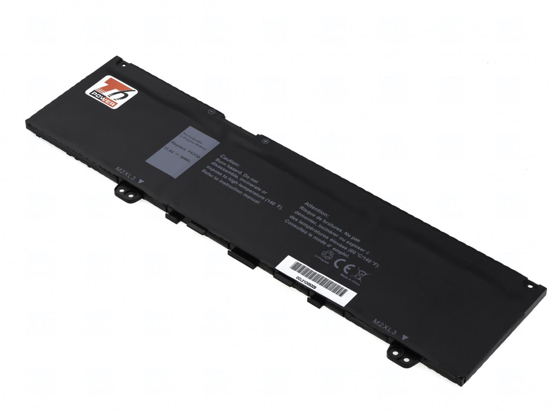 Baterie T6 power 451-BCBY, F62G0, RPJC3, 39DY5, 451-BCDJ