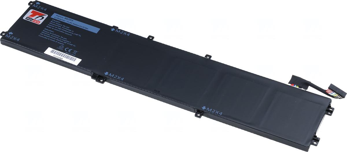 Baterie T6 power GPM03, 451-BBYB, 6GTPY, 24W5KP, 5XJ28