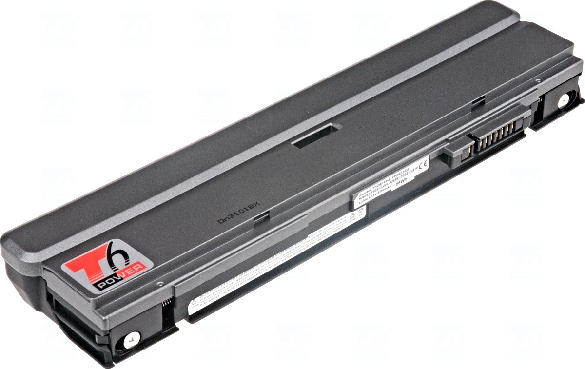 Baterie T6 power FPCBP163Z, FPCBP164Z, S26391-F5031-L400, S26391-F5031-L410