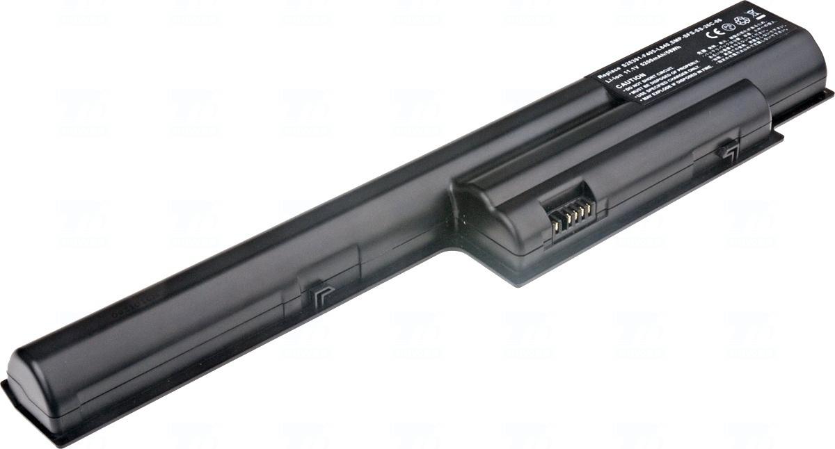 Baterie T6 power FOX-SFS-SA-XXF-06, SMP-SFS-SS-26C-06, S26391-F405-L840, FOX-SPS-BA-XXF-06
