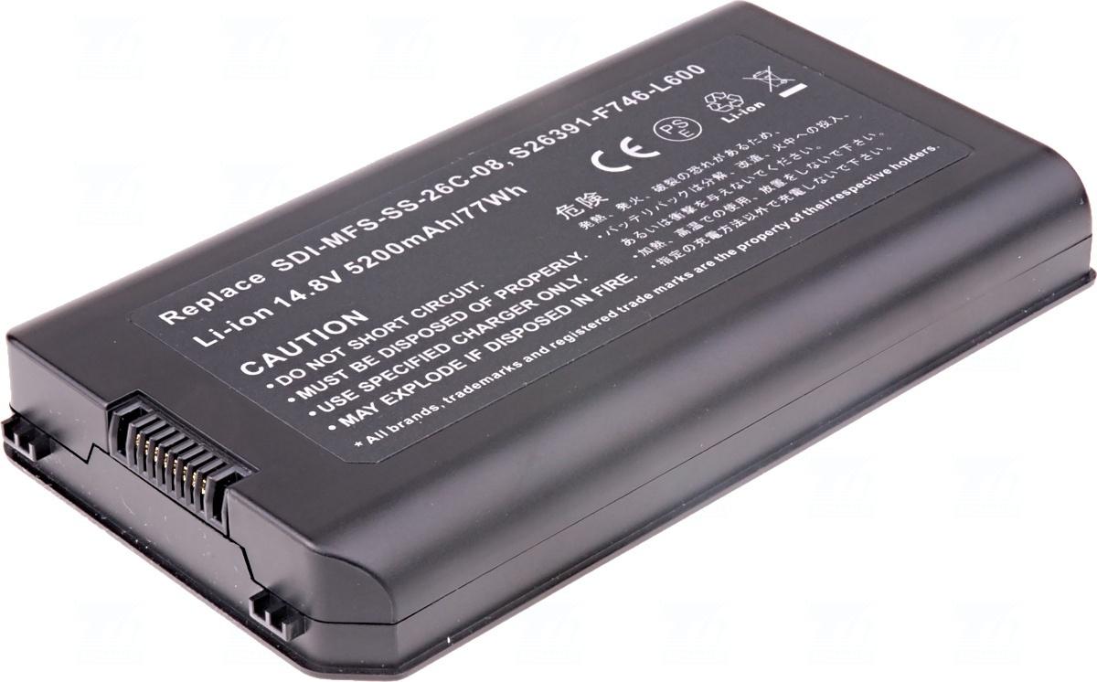 Baterie T6 power SDI-MFS-SS-26C-08, S26391-F746-L600