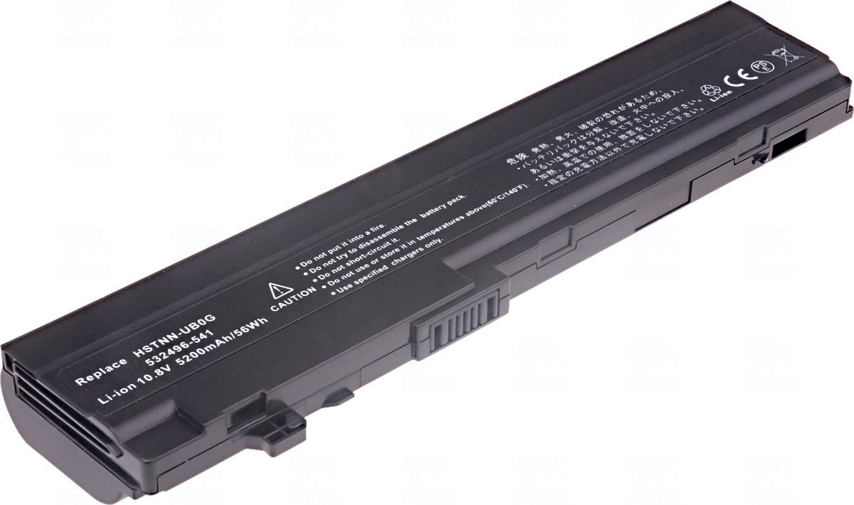 Baterie T6 power AT901AA, 532496-541, 579027-001, HSTNN-DB0G, HSTNN-UB0G, 535629-001