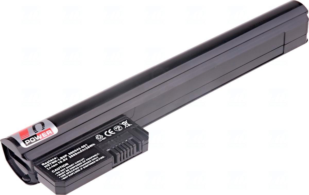 Baterie T6 power 590543-001, 582213-121, HSTNN-IB0P, HSTNN-LB0P, HSTNN-XB0P, HSTNN-Q46C, AN03