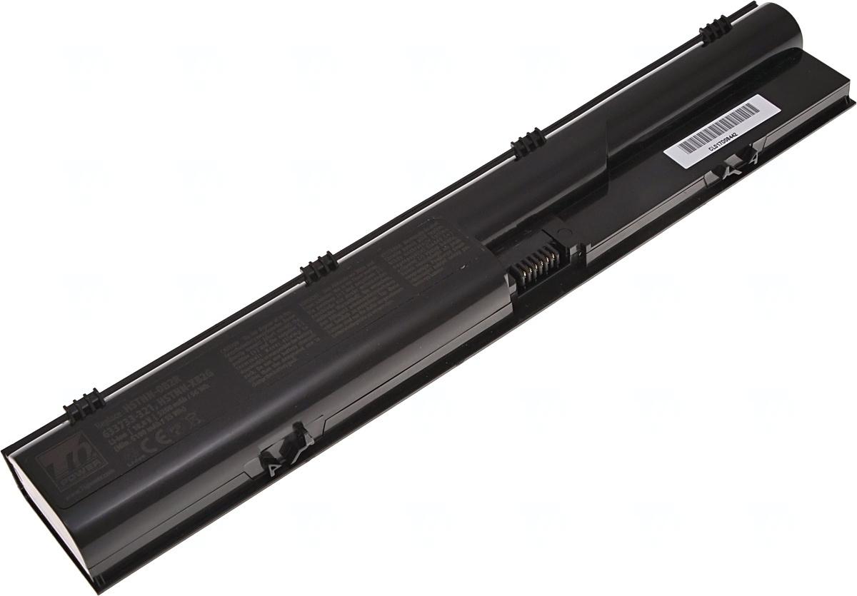 Baterie T6 power 633805-001, 633733-321, 633733-1A1, PR06, PR09, QK646AA, 650938-001, LC32BA122, HSTNN-DB2R, HSTNN-I02C, HSTNN-OB2R