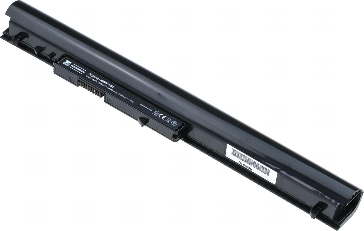 Baterie T6 power 740715-001, OA04, J1U99AA, 746641-001, HSTNN-LB5S, HSTNN-LB5Y, HSTNN-PB5Y, HSTNN-IB5S, HSTNN-IB5Y, OA04041, 740004-141, 740004-121, OA03, HSTNN-PB5S