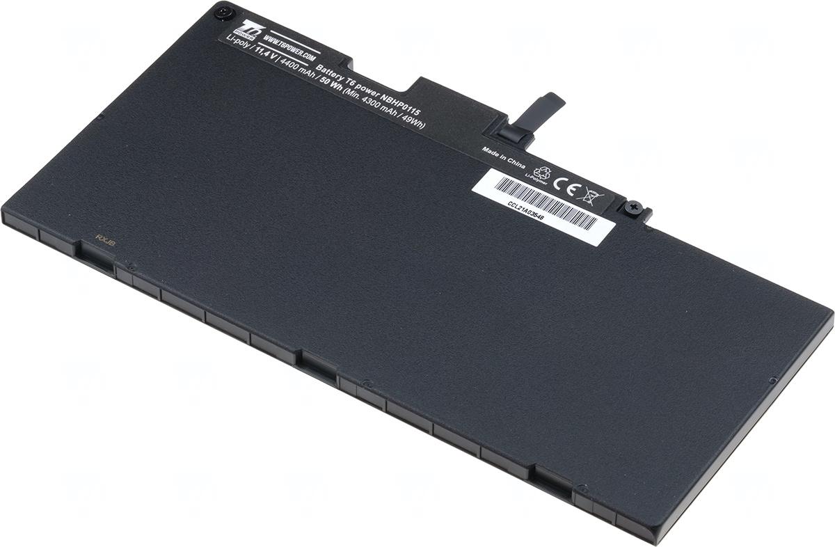 Baterie T6 power CS03, 800513-001, CS03XL, HSTNN-DB6U, HSTNN-I33C-5, HSTNN-I41C-4, T7B32AA, 800231-141, 800231-541