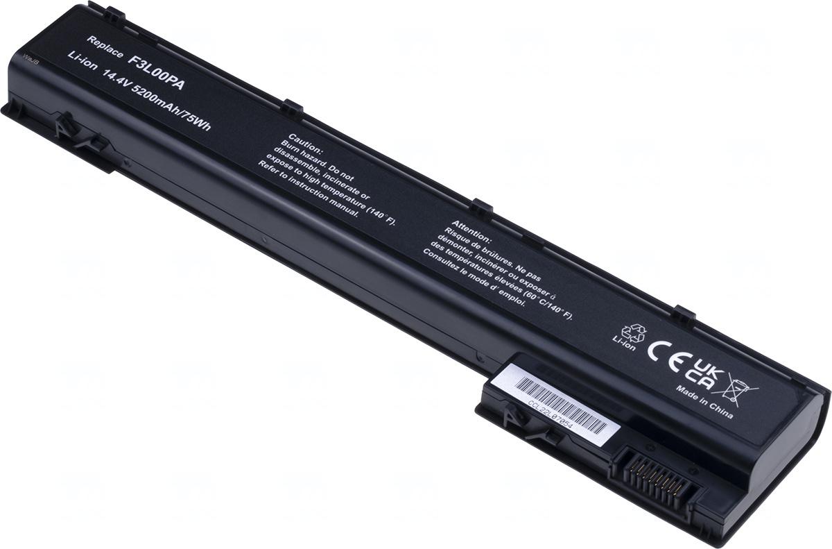 Baterie T6 power AR08XL, E7U26AA, 708455-001, 708456-001, 707614-121, 707614-141, 707615-141, HSTNN-DB4H, HSTNN-IB4H, HSTNN-IB4I
