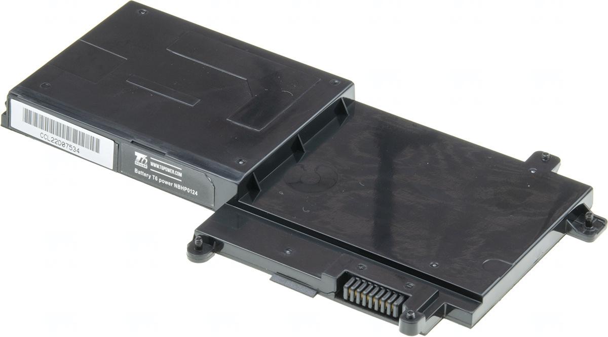 Baterie T6 power CI03XL, CI03, CI03048XL, 801554-001, 801554-002, T7B31AA, 801517-421, 801517-541, 801517-831, HSTNN-I66C-4, HSTNN-I66C-5, HSTNN-I67C-4, HSTNN-I67C-5, HSTNN-UB6Q