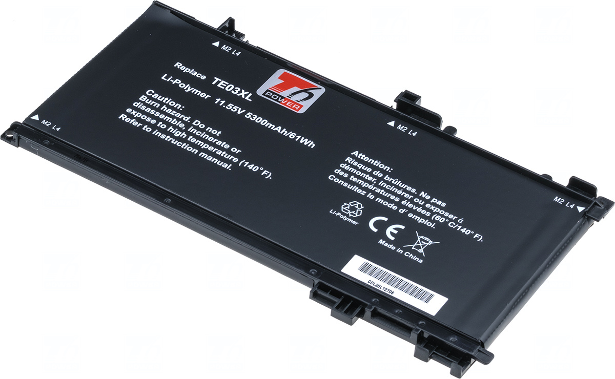 Baterie T6 power TE03XL, 849910-850, 849570-541, HSTNN-UB7A, TPN-Q173