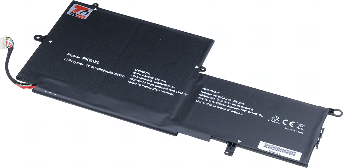 Baterie T6 power PK03XL, 789116-005, PK03056XL-PL, 788237-2C1, 788237-2C3, HSTNN-DB6S, TPN-Q157