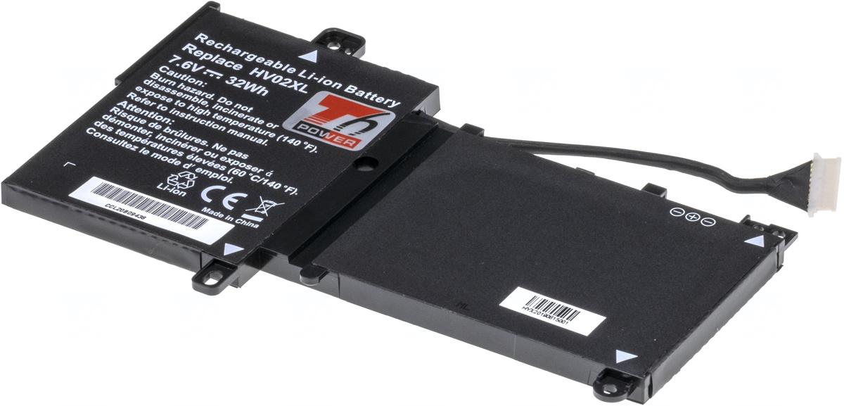 Baterie T6 power 796355-005, HV02XL, HV02032XL, HSTNN-LB6P, 796219-421, TPN-Q164, TPN-W112