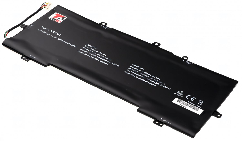Baterie T6 power VR03XL, 816238-850, 816243-005, 816497-1C1, VR03045XL, HSTNN-IB7E, TPN-C120
