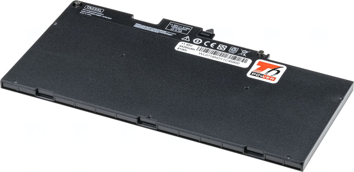 Baterie T6 power TA03XL, 854108-850, TA03051XL, 854047-1C1, 1FN06AA, HSTNN-IB7L, HSTNN-I72C-4, HSTNN-I72C-5