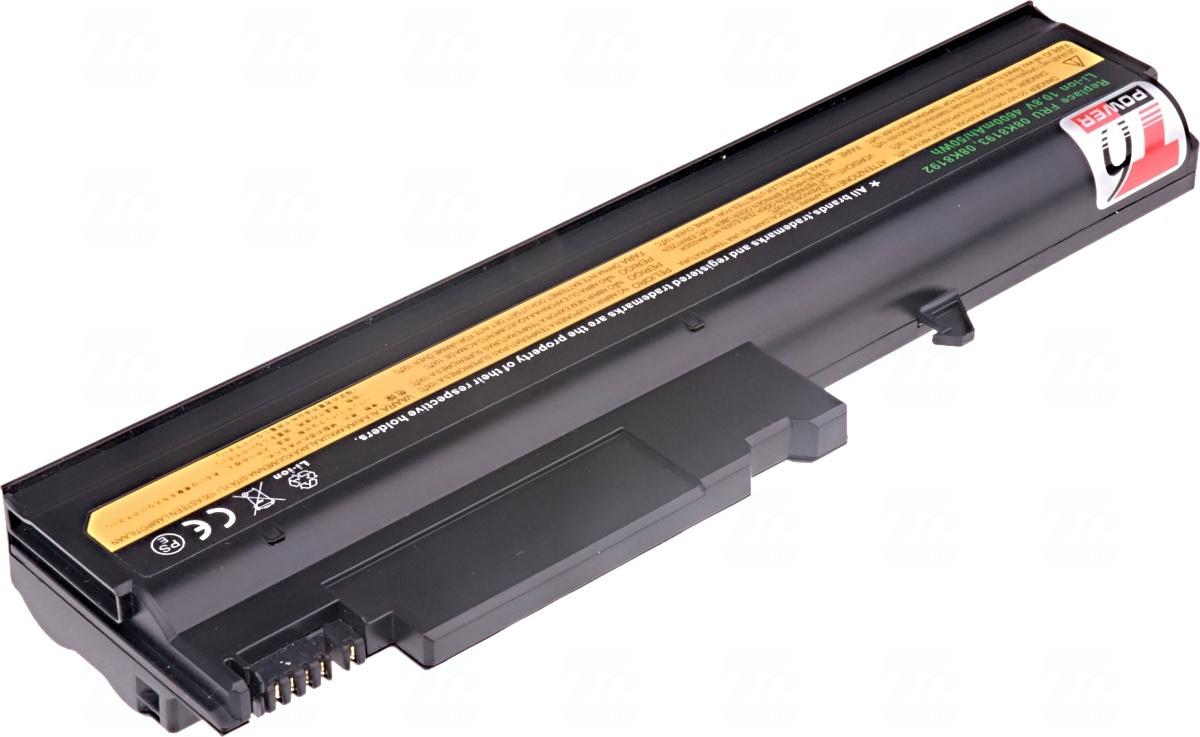Baterie T6 power FRU 08K8192, ASM 08K8193, 08K8195, 08K8214, 92P1011, 92P1060, 92P1071, 92P1075, 92P1087