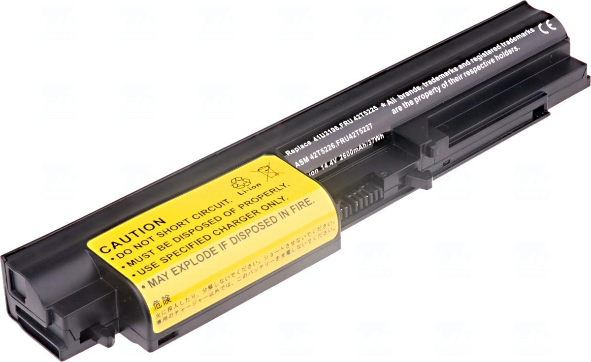 Baterie T6 power 41U3196, FRU 42T5225, FRU 42T5227, ASM 42T5226, ASM 42T5228, FRU 42T4552, 42T4546, 42T4667, 42T4668, 42T4743, 42T4745, 42T4771, 42T4555, 42T4654, 33