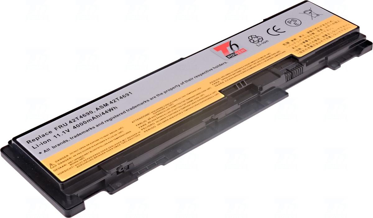 Baterie T6 power FRU 42T4688, FRU 42T4690, ASM 42T4691, 51J0497, 42T4832, 42T4833, 42T4689