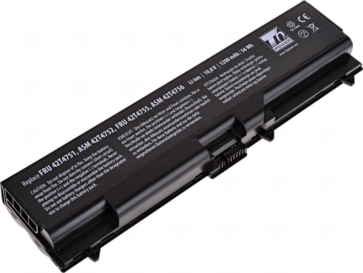 Baterie T6 power 42T4751, 42T4753, 42T4755, 42T4757, 42T4791, 42T4793, 42T4795, 42T4797, 42T4235, 42T4731, 42T4733, 42T4737, ASM 42T4796, FRU 42T4702