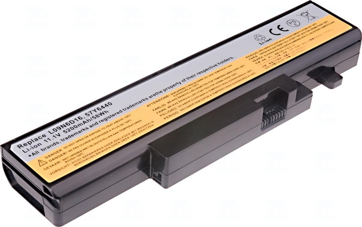 Baterie T6 power 57Y6440, L09N6D16, 57Y6567, L09L6D16, L09S6D16, L10L6Y01, L10N6Y01, L10S6Y01, 121000916, 121000918