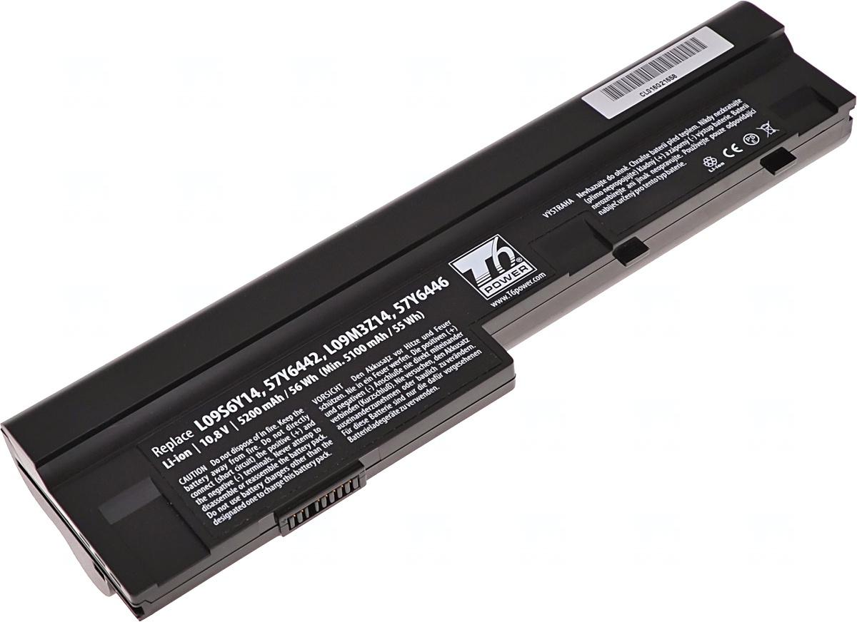 Baterie T6 power 57Y6442, 57Y6446, L09S6Y14, 57Y6524, L09M6Y14, L09C6Y14, 57Y6519, 57Y6632, 57Y6634, 121000922, 121000928, 121001118