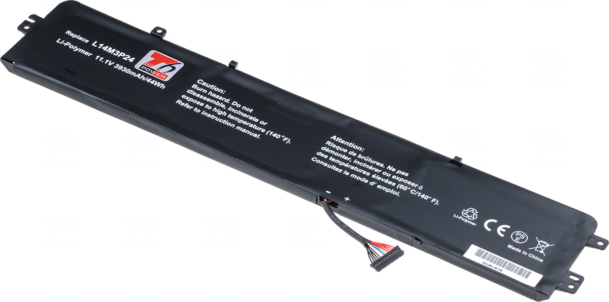 Baterie T6 power L14S3P24, L14M3P24, 5B10H41180, 5B10H41181, 5B10H52788, 5B10M95762