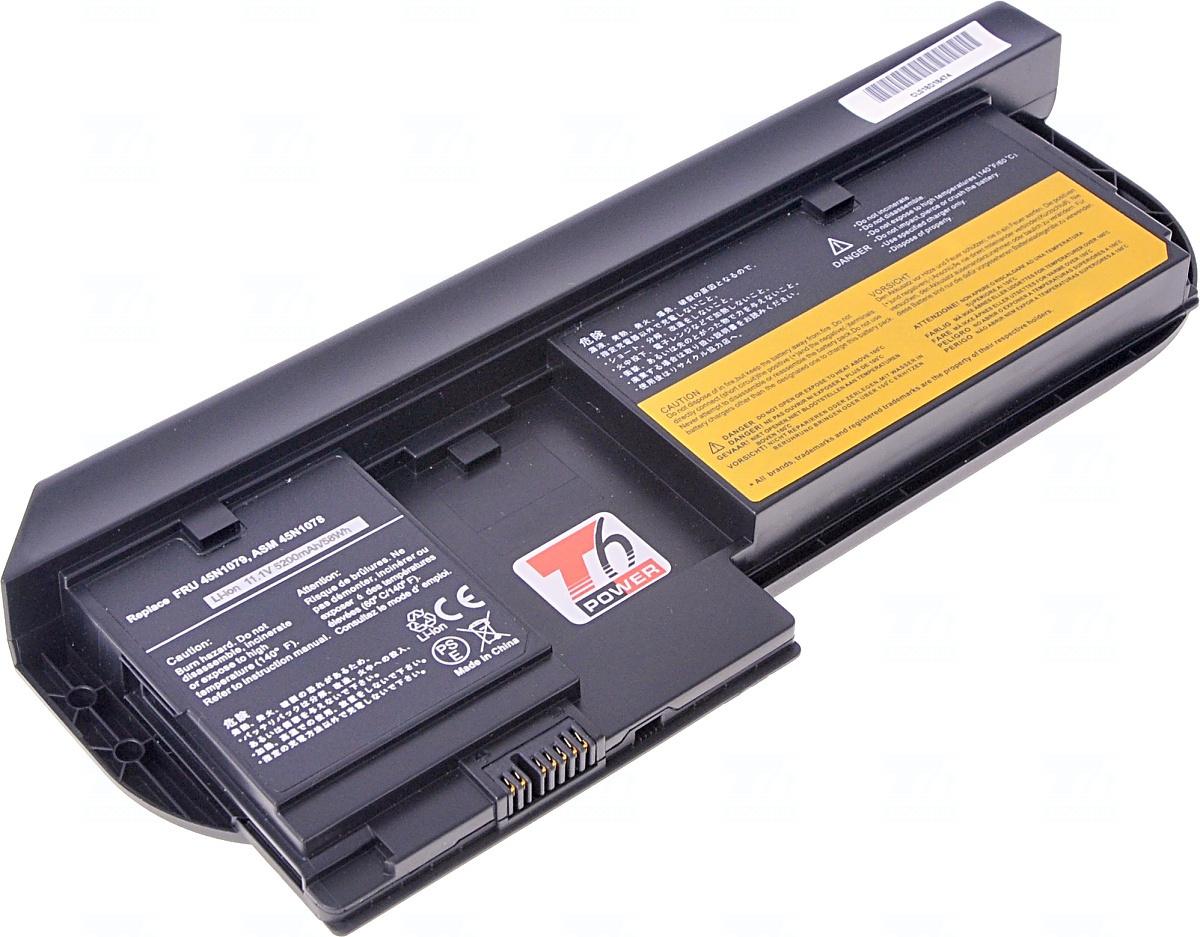 Baterie T6 power 67+, 45N1078, 45N1079, 0A36317