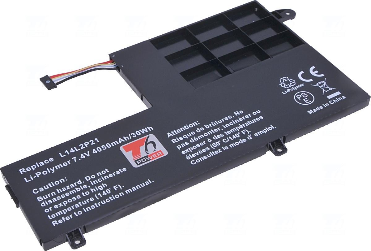 Baterie T6 power L14L2P21, L14M2P21, 5B10G78610, 5B10G78612, 5B10K10180, 5B10K10182, 5B10M52815, 5B10M52816, 5B10M52818, 5B10K10229, 5B10J40591
