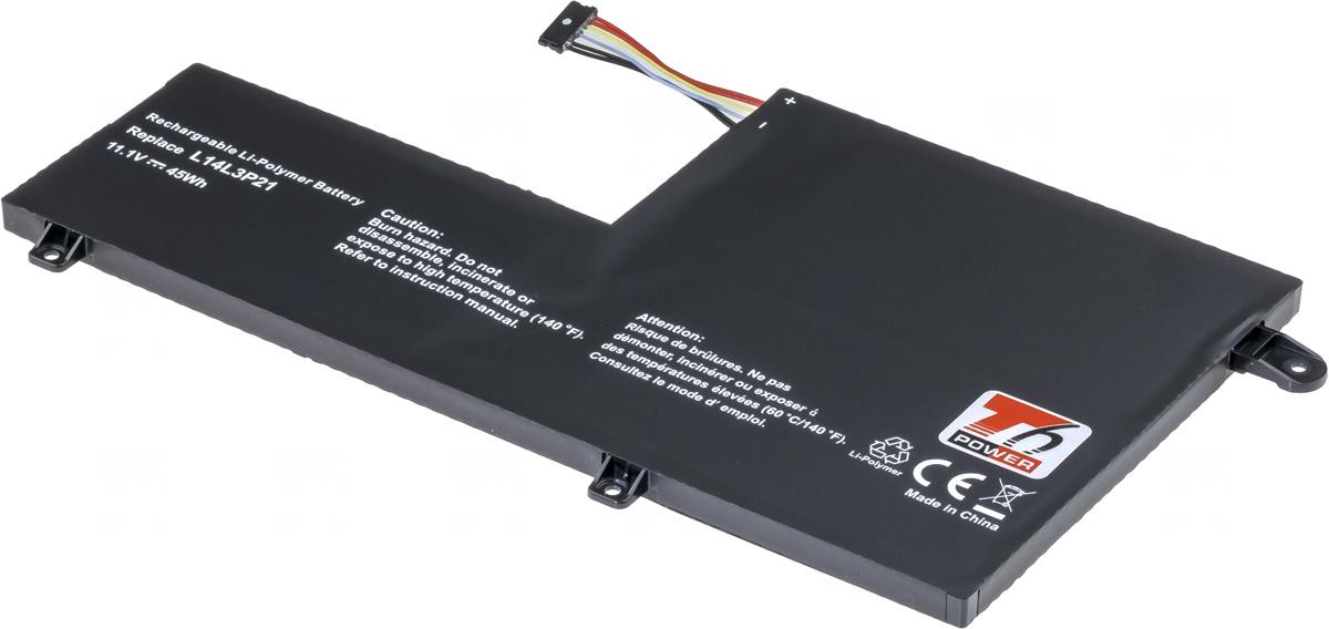 Baterie T6 power L14M3P21, L14L3P21, 5B10G78611, 5B10G78609, 5B10K10186, 5B10K10214, 5B10K10236, 5B10M52817, 5B10J40590
