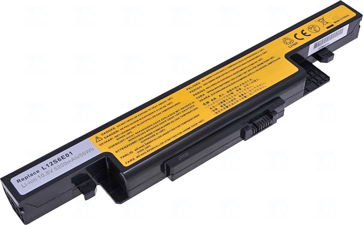 Baterie T6 power L12L6E01, L12S6E01, L11S6R01, L12S6A01, L11L6R02, 121500126, 121500127, 121500070, 121500149