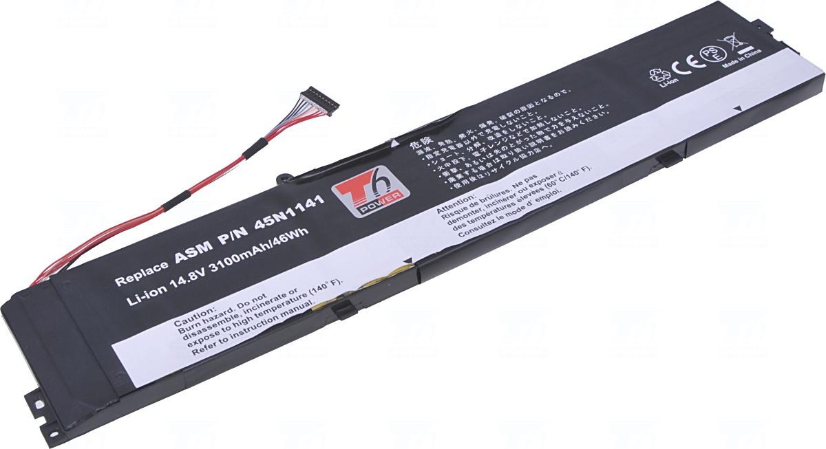Baterie T6 power 45N1141, 45N1140, 45N1139, 45N1138, 121500158, 121500159