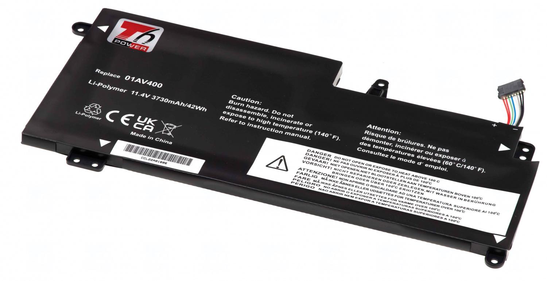 Baterie T6 power 01AV400, 01AV401, 01AV402, SB10J78997, SB10J78998