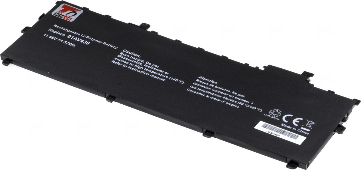 Baterie T6 power 01AV429, 01AV430, 01AV431, 01AV494, SB10K97586, SB10K97587