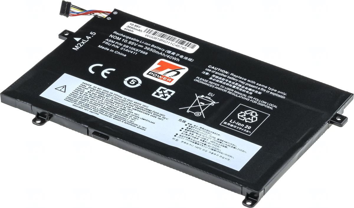 Baterie T6 power 01AV411, 01AV412, 01AV413, SB10K97568, SB10K97569, SB10K97570