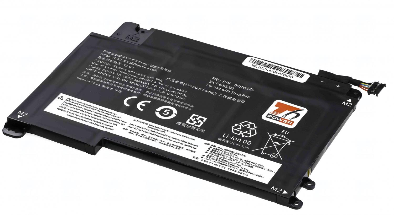 Baterie T6 Power 00HW020, 00HW021, SB10F46458, SB10F46459