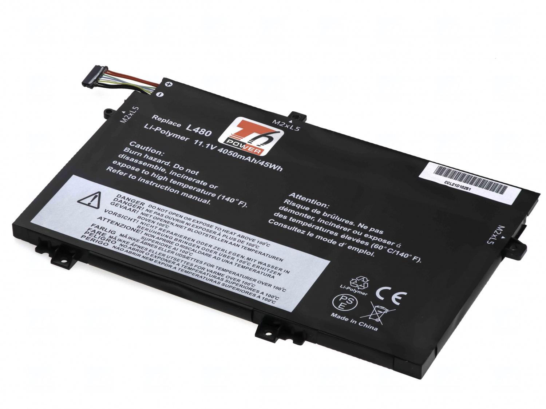Baterie T6 Power 01AV464, 01AV465, 01AV466, L17M3P53, L17M3P54, L17C3P52, SB10K97611, SB10K97612, SB10K97613