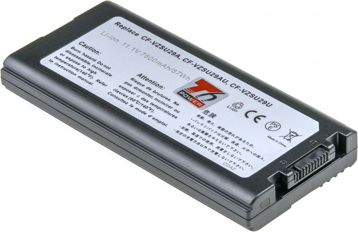 Baterie T6 power CF-VZSU29, CF-VZSU29A, CF-VZSU29AU, CF-VZSU29U, CF-VZSU29AS
