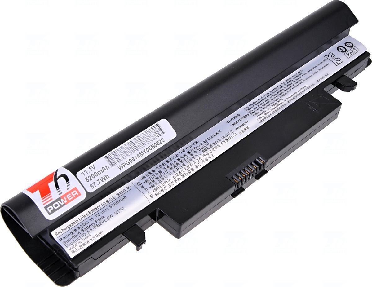 Baterie T6 power AA-PB2VC6B, AA-PB3VC6B, AA-PB3VC3B, AA-PL2VC6B