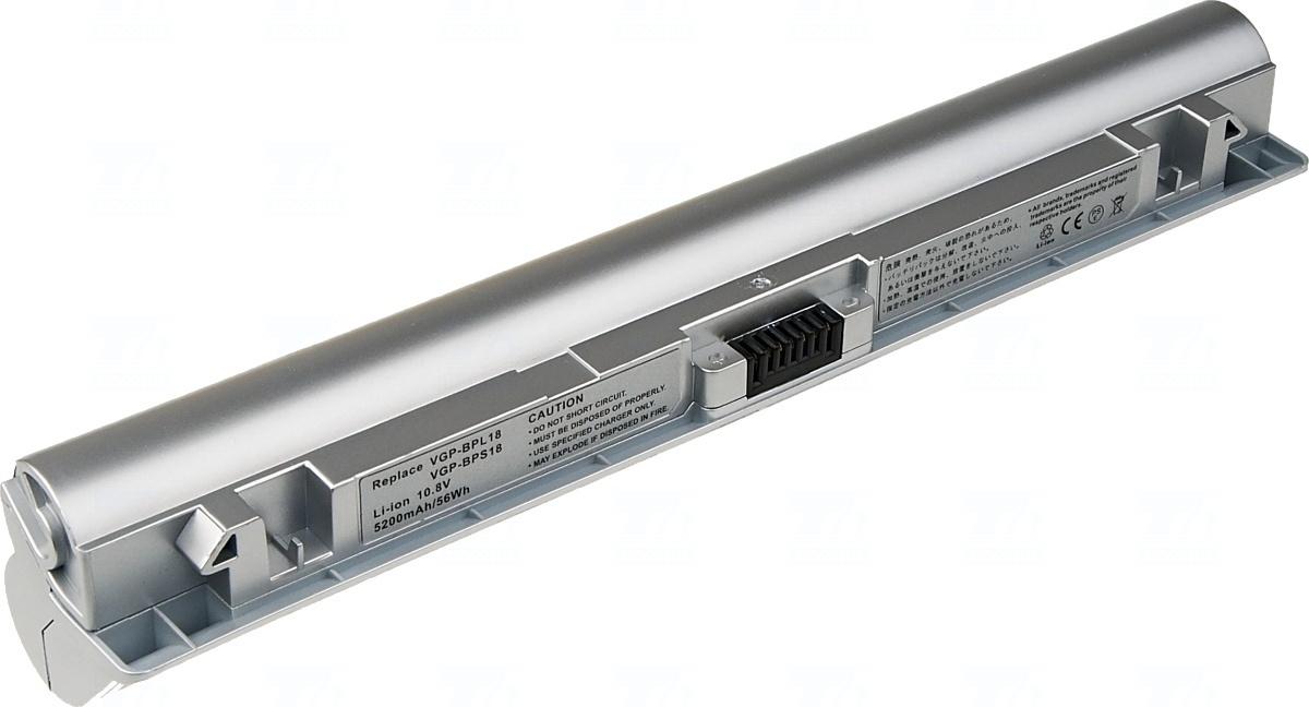 Baterie T6 power VGP-BPL18, VGP-BPS18