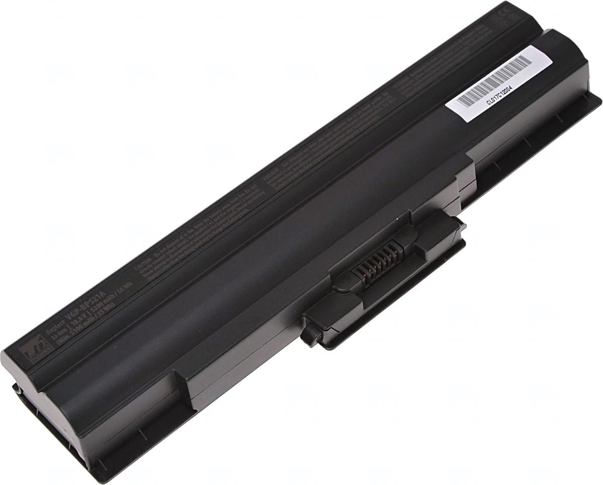 Baterie T6 power VGP-BPS21A, VGP-BPS21B, VGP-BPS21, VGP-BPS13, VGP-BPS13/B, VGP-BPS13A, VGP-BPS13A/B, VGP-BPS13B, VGP-BPS13B/B, VGP-BPS13B/Q