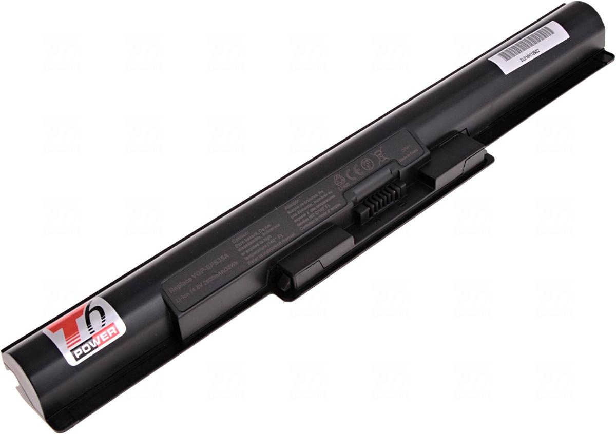 Baterie T6 power VGP-BPS35A