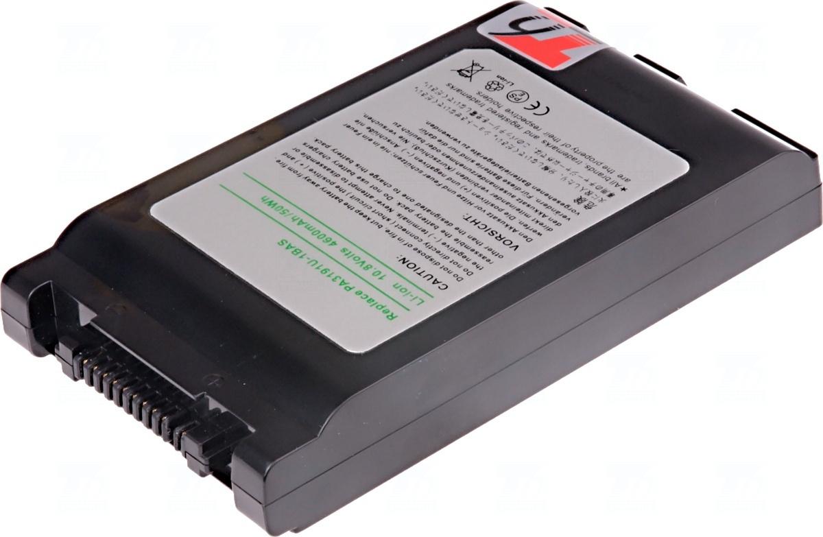 Baterie T6 power PA3191U-3BRS, PA3128U-1BRS, PA3191U-2BAS, PA3191U-1BAS, PA3191U-1BRS, PA3191U-2BRS, PA3191U-3BAS