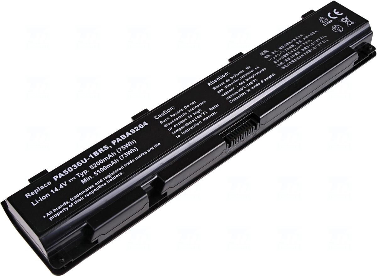 Baterie T6 power PA5036U-1BRS, PABAS264