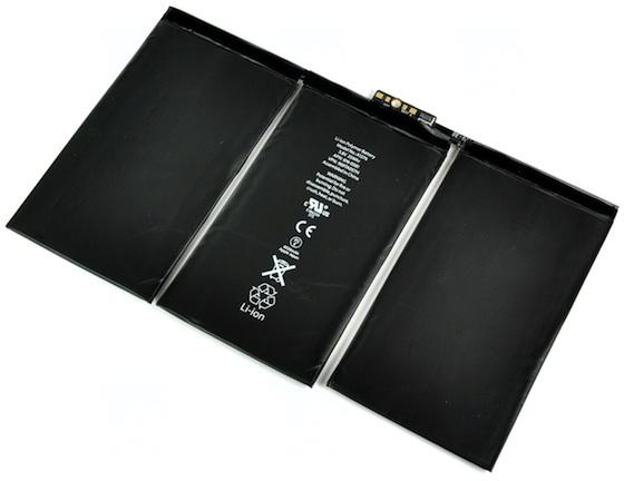 Baterie OEM Apple iPad 3, iPad 4, Li-Poly, 11560mAh, bulk