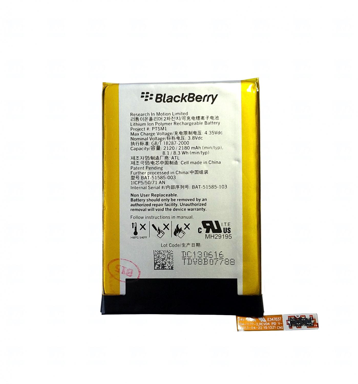 Baterie originál BlackBerry BAT51585-003, BAT51585-103, bulk