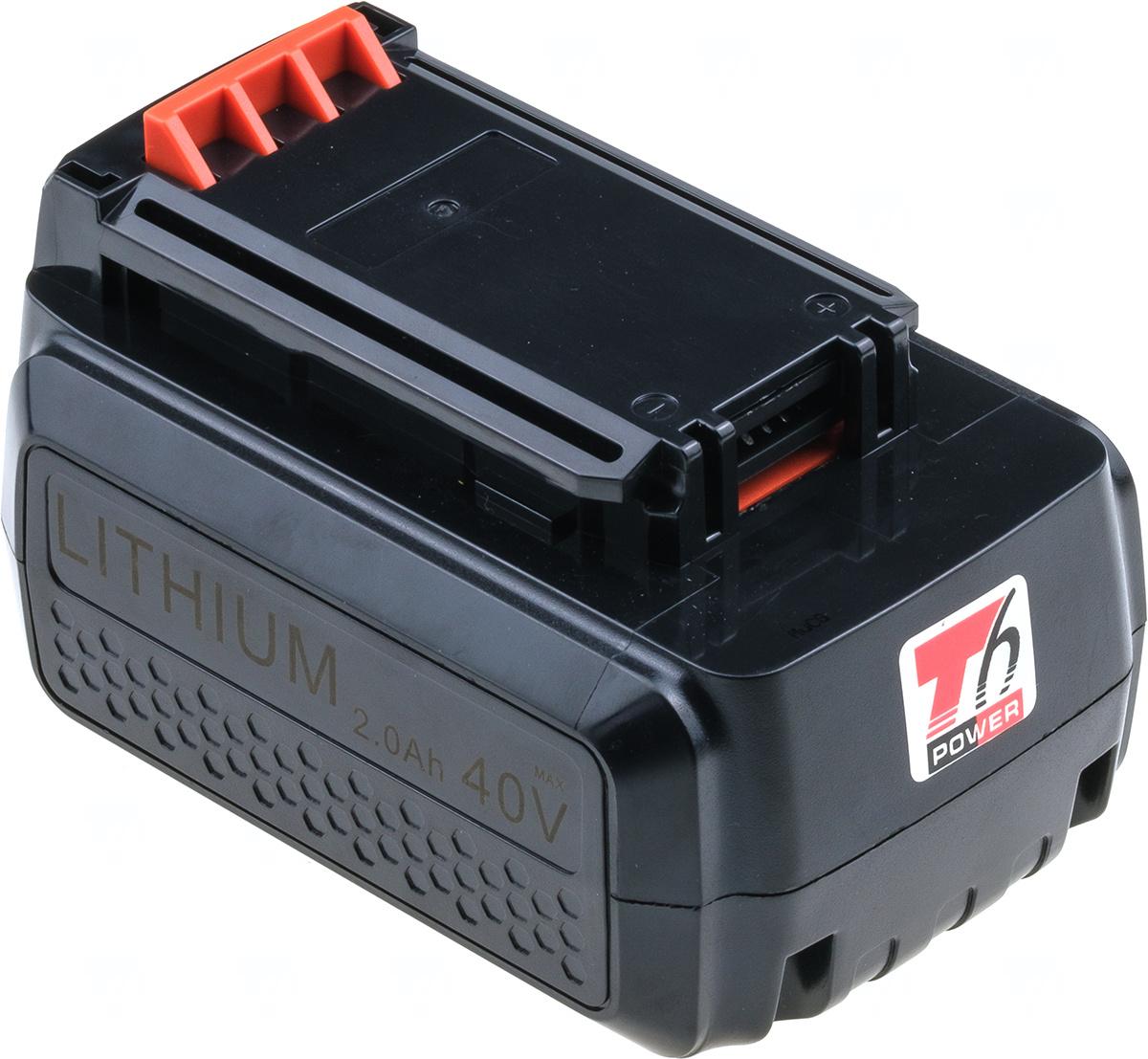 Baterie T6 power LB20, LBXR20, LBX20, LBXR2020