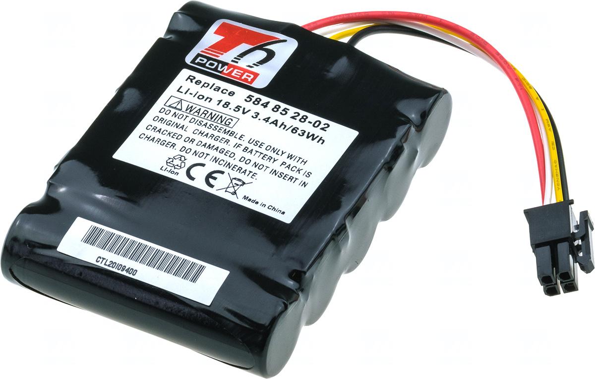 Baterie T6 power 584 82 28-01, 584 82 28-02, 584 85 28-01, 584 85 28-02, 584 85 28-03, 584 85 28-04, 589 58 62-01