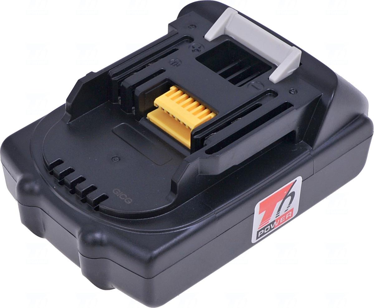 Baterie T6 power BL1815, BL1820