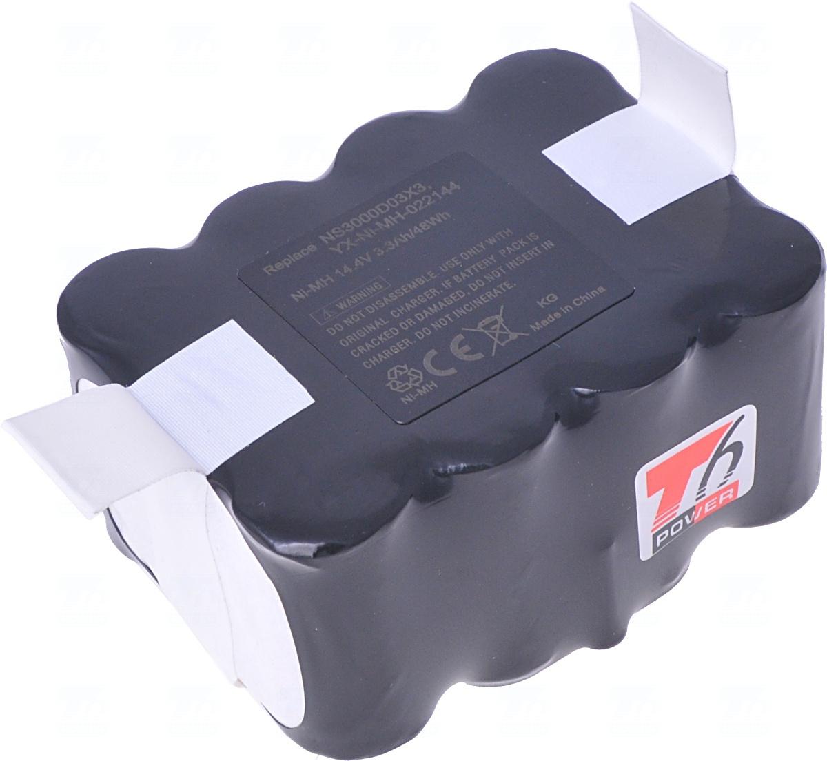 Baterie T6 power NS3000D03X3, YX-Ni-MH-022144