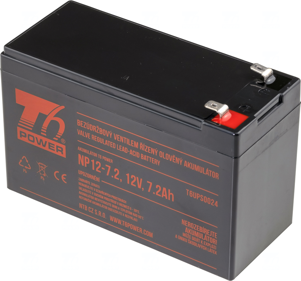 APC KIT RBC2, RBC110, RBC40 - baterie T6 Power
