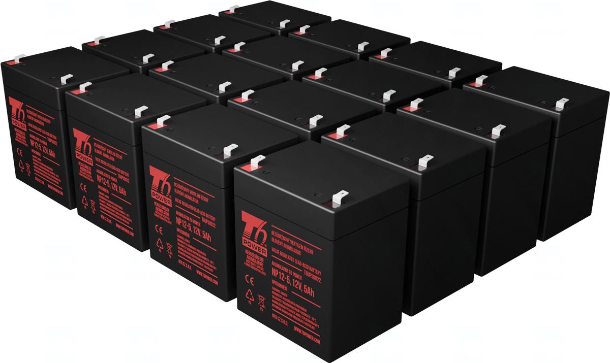 APC KIT RBC44, RBC140 - baterie T6 Power
