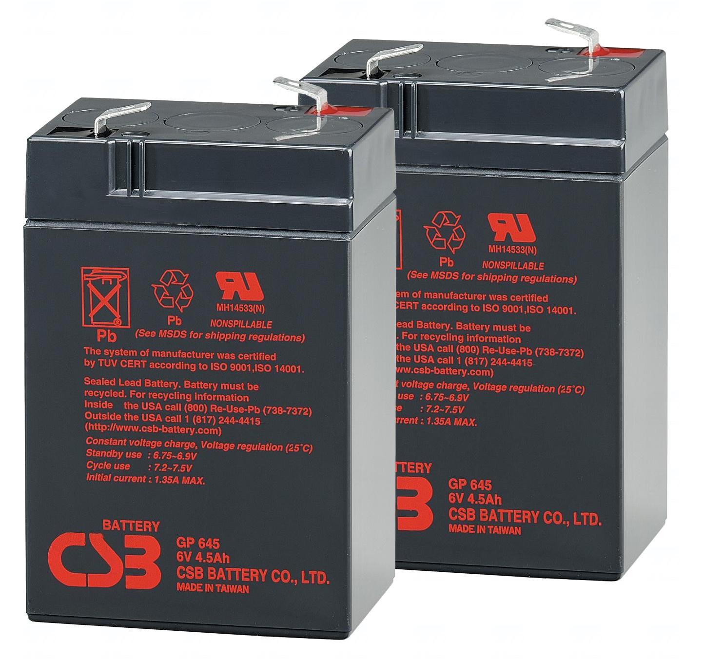 APC KIT RBC1 - baterie CSB